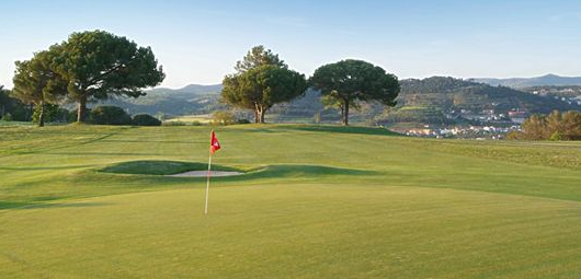 camp de golf de montbru moia